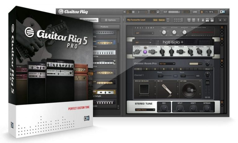 Guitar Rig 5 Mac Crack