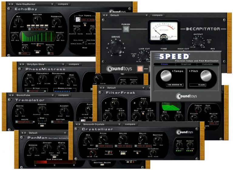 Soundtoys Ultimate Mac Crack